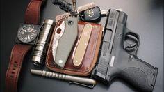Everyday Cutlery - Classy Carry by Bravo_Kilo Everyday Cutlery, Everyday Carry Items, Edc Tactical, Tactical Knives, Benchmade Knives, Tactical Life, Edc Tools, Modern Gentleman, Edc Gear