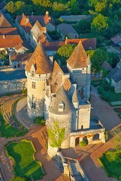 Chateau des Milandes, Dordogne, France