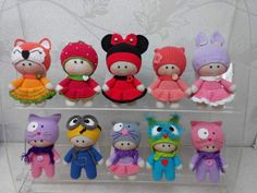 Big head baby doll pattern (free).  Translated from Italian.  Hat pattern not included.