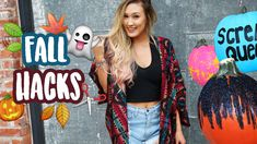 DIY LIFE HACKS FOR FALL 2016 | LaurDIY