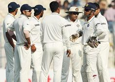 Humiliated Defeat of Indian Team