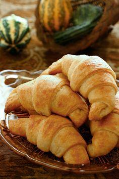 Homemade cresent rolls
