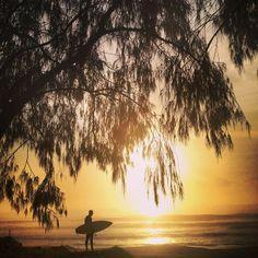 Praia do Moçambique, em Florianópolis - SC