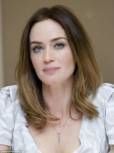 New projects: Emily appears in the Christmas release Into The Woods, as well as the recent Edge Of Tomorrow