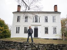 Daryl Hall's Other Calling: Restoring Historic Homes
