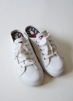 c0f0c13d6 Tommy Hilfiger 90s Platform Slip On Sneakers 90 s by ACTUALTEEN Tommy  Hilfiger Sneakers