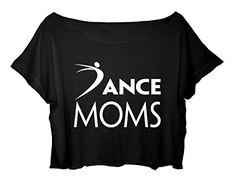Dance Shirt Quote Dance Mode On Shirt Ballet Ladies Crop Top