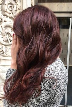Trendy Hair Colors for Winter 2017 ★ See more: http://lovehairstyles.com/trendy-hair-colors-winter/