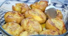 Hľadali ste Pečené zemiaky - Page 2 of 7 - Receptik. Meat Recipes, Cooking Recipes, Good Food, Yummy Food, Healthy Food, Healthy Recipes, Hungarian Recipes, International Recipes, Quick Meals