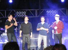 98 Degrees Reunion - Mixtape Festival 2012