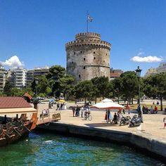 Thessaloniki Macedonia, Greek Islands, Dolores Park, Greece Thessaloniki, Places, Travel, Beautiful, Inspiration, Greece