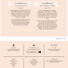 Fonts Used: Gotham, Caslon #Typewolf Typography Inspiration