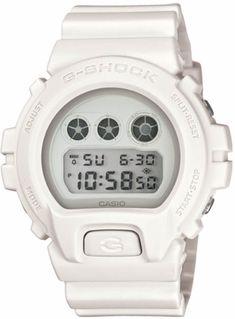 Casio G-Shock White Digital Classic Watch DW6900WW-7 G Shock Men 40f3aa12601c