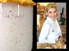 Lievito madre o pasta acida ricetta di Sara Papa