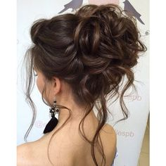 Elstile wedding hairstyles for long hair 58 ❤ liked on Polyvore featuring beauty products, haircare, hair styling tools, hair, hairstyles and hair style