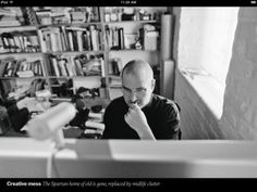 steve jobs home office