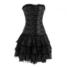 Stunning Corset Dress   Online Costume   Australia's Sexy Adult Costumes   Corsets & More