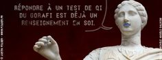 Test de QI © France Inter - 2014 / Justin Folger.