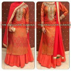 combination with dark pink colour punjabi suits Punjabi Dress, Punjabi Suits, Pakistani Dresses, Indian Dresses, Indian Outfits, Salwar Suits, Anarkali Dress, Designer Bridal Lehenga, Indian Bridal Lehenga
