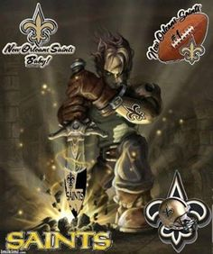 New Orleans Saints Baby!!!!