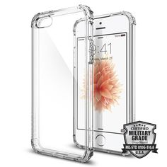 iPhone SE Case Crystal Shell