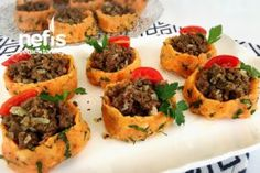 Misafir Sofralarına Yakışacak Patates Yemeği – Nefis Yemek Tarifleri Homemade Beauty Products, Kfc, Salsa, Health Fitness, Appetizers, Mexican, Beef, Ethnic Recipes, Food