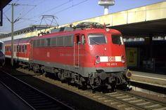 Db class 103 electric locomotive
