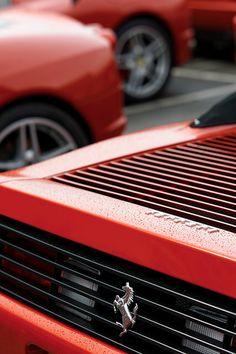 348 Spyder Ferrari