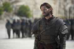 Michiel Huisman as Daario Naharis, a role that was re-cast.