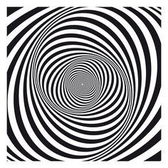 Op art image of the day august op art optical illusion art art. Illusion Kunst, Illusion Art, Optical Illusions Faces, Image Of The Day, Psychedelic Art, Creative Logo, Fractal Art, Art Images, Art Drawings