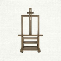 "Arhaus Furniture Catlin Media Stand $799 as of 8/12/13 SKU: 40CATMSTND Dimensions: 40.2""W X 25.6""D X 72.2""H"