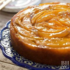 Upside-Down Mango Cake - Give pineapple upside-down cake a modern makeover by using mangoes as the fruit in the spotlight. Top things off with a drizzle of dulce de leche and a sprinkle of shredded coconut for even more Mexican flair.