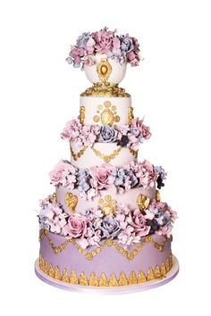 Marie Antoinette cake, Elizabeth's Cake Emporium
