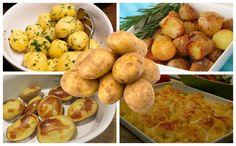 Nové zemiaky sú nielen veľmi chutné, ale predovšetkým zdravé! Potatoes, Vegetables, Food, Potato, Essen, Vegetable Recipes, Meals, Yemek, Veggies