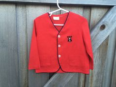 1960s Toddler Suit Coat 2/3 by lishyloo on Etsy