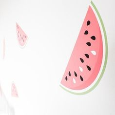 Watermelon Wall Deca