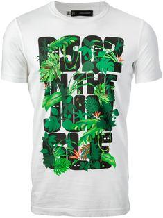 Dsquared2 Camiseta Branca - Cube Menswear - Farfetch.com