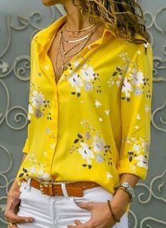 Trend Fashion, Fashion Prints, Women's Fashion, Fashion Online, Fashion Blouses, Fashion Boots, Fashion Dresses, Outfits Damen, Shirt Bluse