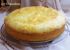 Капустный пирог из творожного теста - авторство НЕ утрачено - crossline's journal