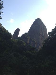 cock mountain!!!CHINA,GUANGDONG 丹霞山