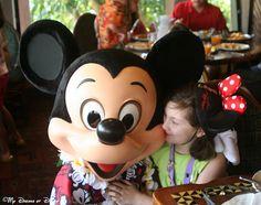 Magical Blogorail Red – Disney Breakfasts!