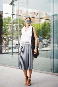 Fashion Cognoscente: Blogger Collective: New York Fashion Week SS15, II