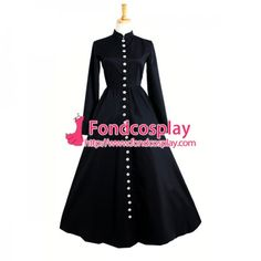 US$ 128.7 - Gothic Lolita Punk Ball Medieval Gown Dress Cosplay Costume Tailor-Made[G882] - www.fondcosplay.com Medieval Gown, Gothic Lolita, Cosplay Costumes, Punk, Gowns, Gown Dress, Female, Cloths, Dresses