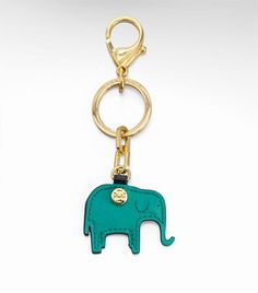 @Alex Hodges - Tory Burch Elephant key ring ... oh so want this :)