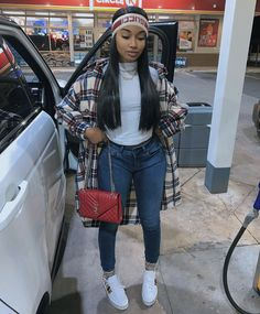 Swag Outfits For Girls, Cute Swag Outfits, Cute Winter Outfits, Winter Fashion Outfits, Dope Outfits, Teenage Girl Outfits, Chill Outfits, Estilo Fashion, Tomboy Fashion