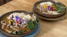 Phò Recipe From Rachael Ray | Rachael Ray Show How To Make Pho, Pho Recipe, Recipe Box, How To Make Meatballs, Rice Vermicelli, Asian Recipes, Chinese Recipes, Beef Recipes, Thai Recipes