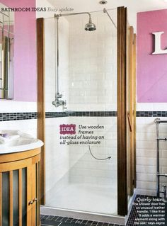 Paarse badkamer (2)