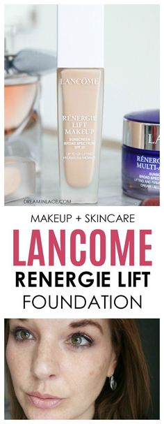 Putting the all new Lancome Renergie Lift foundation to the test. Does it deliver perfect skin that lasts all day long? Makeup Tips Foundation, Drugstore Makeup Dupes, Beauty Dupes, Contouring Makeup, Beauty Makeup, Veronica, Best Makeup Products