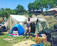 Ready for Summer! Pink Shares Photo of Husband Carey Hart in Itty-Bitty Swimsuit Carey Hart, Beth Hart, I Feel Pretty, Outdoor Gear, The Outsiders, Outdoor Blanket, Husband, Singer, Entertaining