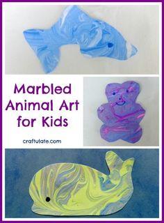 marble-animal-art